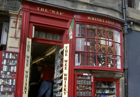 wee whisky shop